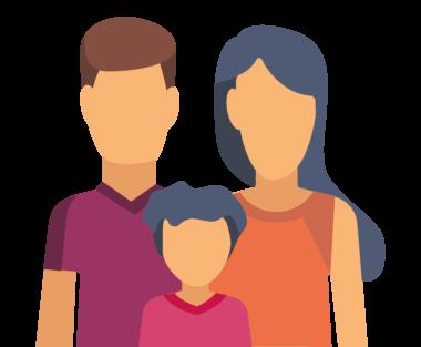 Podpora aktivit rodin a dětí